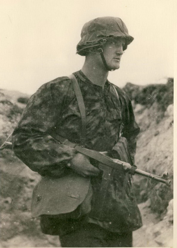 MP40 in use