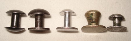 Different MP40 sling buttons