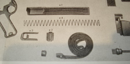 Manual photo of MP40 sling