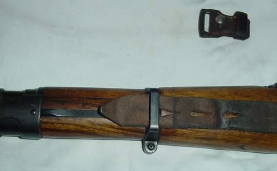 Mauser sling mounting instruction 2