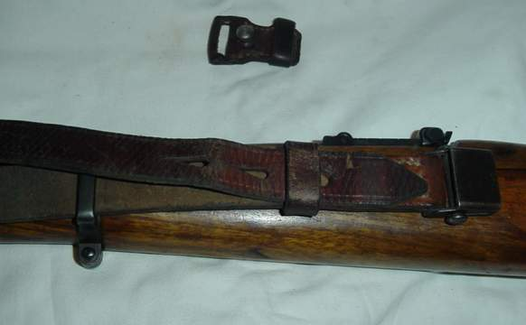 Mauser sling mounting instruction 3